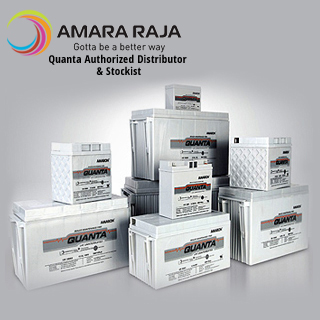 Amaron Quanta battery dealer noida